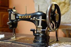 sewing machines have evolved since the industrial revolution
